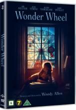 wonder wheel - woody allen - 2017 - DVD