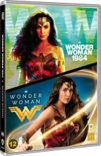 wonder woman 1984 // wonder woman 2017 - DVD