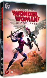 wonder woman bloodlines - DVD