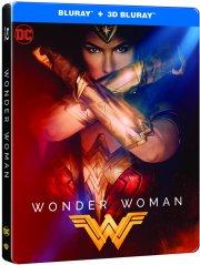 wonder woman - 2017 - steelbook - 3D Blu-Ray