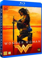wonder woman - 2017 - Blu-Ray