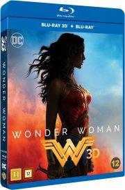 wonder woman - 2017 - 3D Blu-Ray