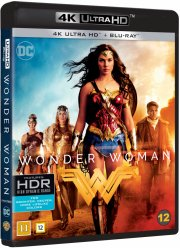 wonder woman - 2017 - 4k Ultra HD Blu-Ray