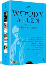 woody allen boks collection - Blu-Ray