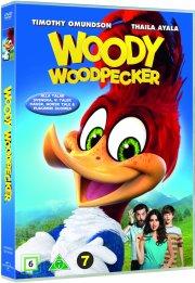 søren spætte / woody woodpecker - DVD