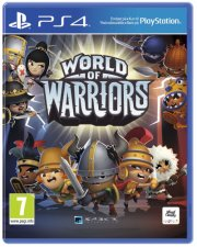 world of warriors - nordisk - PS4