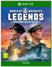 world of warships: legends - firepower deluxe edition - xbox one