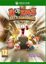 worms battlegrounds - xbox one