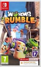 worms rumble - kode i boks - Nintendo Switch