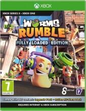 worms rumble (xone/xsereisx) - xbox one