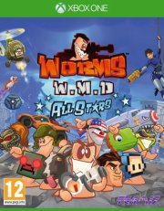 worms: w.m.d. all stars - xbox one
