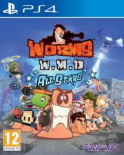 worms: w.m.d. all stars - PS4