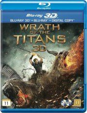 wrath of the titans  - 3D+2D Blu-Ray