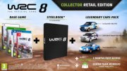 wrc 8 - collector's edition - xbox one