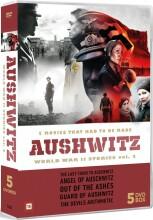 ww2 stories - auschwitz - DVD