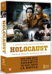 ww2 stories - holocaust - DVD
