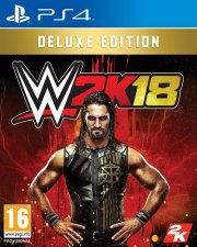 wwe 2k18 - deluxe edition - PS4