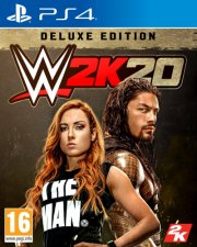 wwe 2k20: deluxe edition - PS4