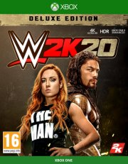 wwe 2k20: deluxe edition - xbox one