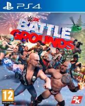 wwe battlegrounds - PS4