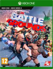 wwe battlegrounds - xbox one