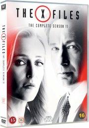the x-files - sæson 11 - DVD