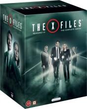 the x-files - sæson 1-11 - den komplette serie - DVD