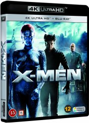 x-men 1 - 4k Ultra HD Blu-Ray