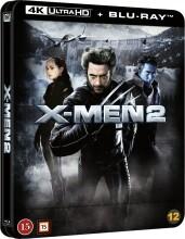 x-men 2 - steelbook - 4k Ultra HD Blu-Ray