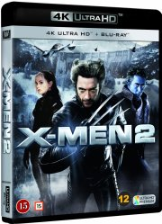 x-men 2 - 4k Ultra HD Blu-Ray