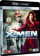x-men 3 - the last stand - 4k Ultra HD Blu-Ray