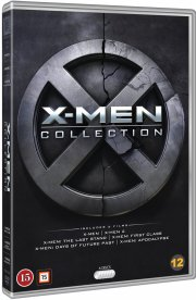 x-men collection - DVD
