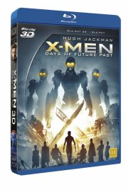 x-men: days of future past - 3d - Blu-Ray