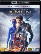 x-men: days of future past - 4k Ultra HD Blu-Ray