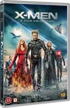 x-men // x-men 2 // x-men 3: the last stand - DVD