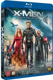 x-men original trilogy - Blu-Ray