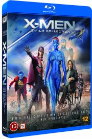 x-men prequel trilogy - Blu-Ray
