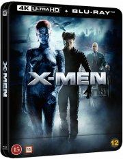 x-men - steelbook - 4k Ultra HD Blu-Ray