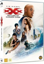 xxx - the return of xander cage - DVD