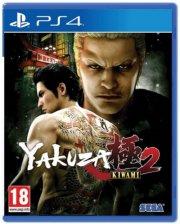 yakuza kiwami 2 - PS4