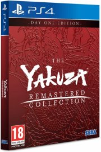 yakuza remastered collection - PS4