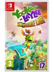 yooka-laylee and the impossible lair - Nintendo Switch