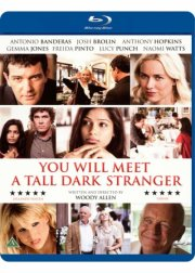 you will meet a tall dark stranger - Blu-Ray