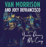 van morrison & joey defrancesco - you're driving me crazy - cd