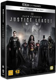 zack snyder's justice league - 4k Ultra HD Blu-Ray