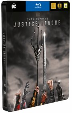 zack snyder's justice league - steelbook - Blu-Ray
