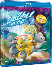 zhu zhu pets - jagten på zhu / the quest for zhu - Blu-Ray