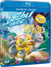 zhu zhu pets - the quest for zhu - 3D Blu-Ray