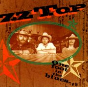 zz top - one foot in the blues - cd