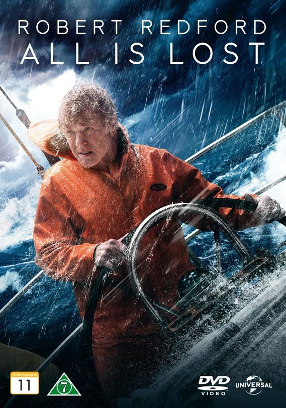 All Is Lost | DVD Film | Dvdoo.dk
